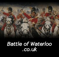 Battle of Waterloo .co .uk Home Page